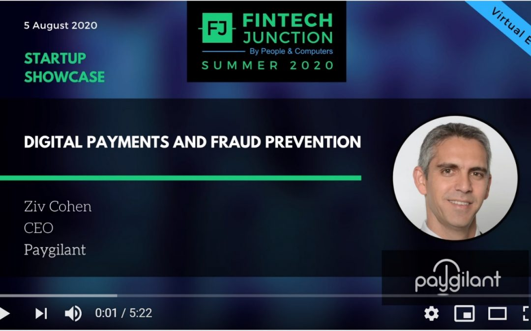 Digital Payments & Fraud Prevention