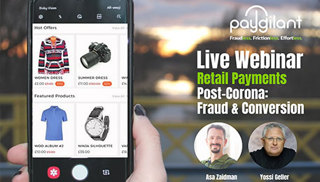Digital Payments Post Payments: Fraud and Conversion