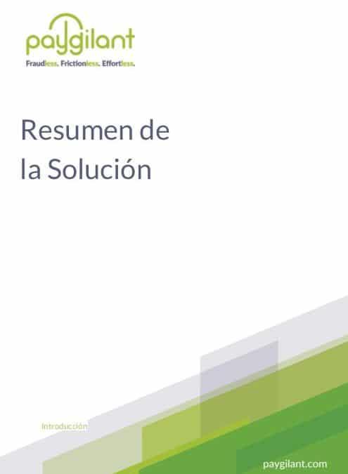 White Paper Sobre la Solución