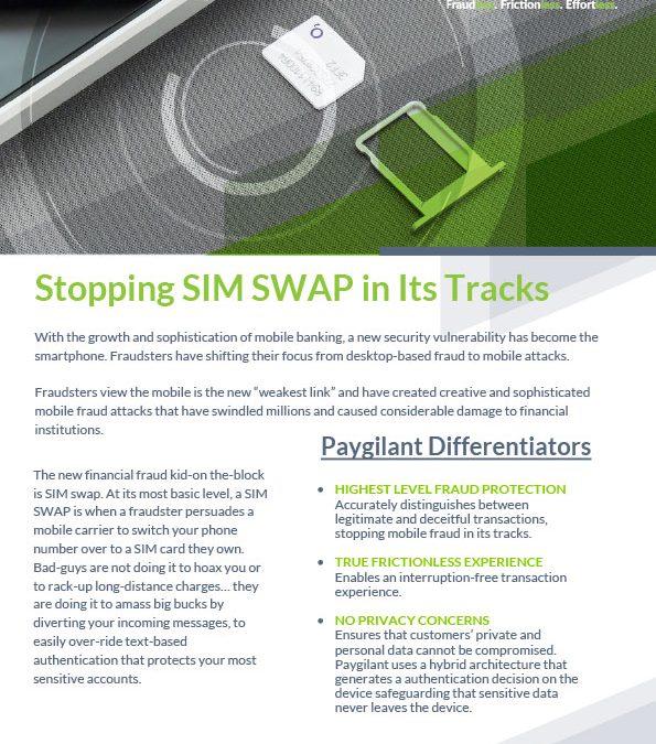 SIM SWAP Datasheet